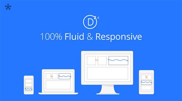 100% Fluid grid