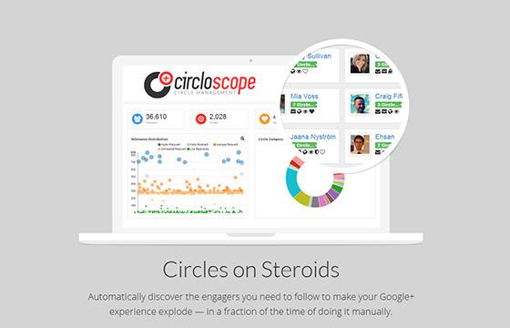 Social Media Tools - Circloscope