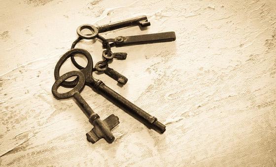 New Keys Please