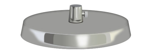 Create the Lamp Base