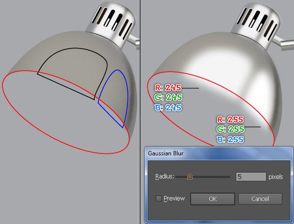 Create the Lamp Shade