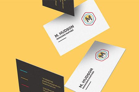 Business Card PSD Designs