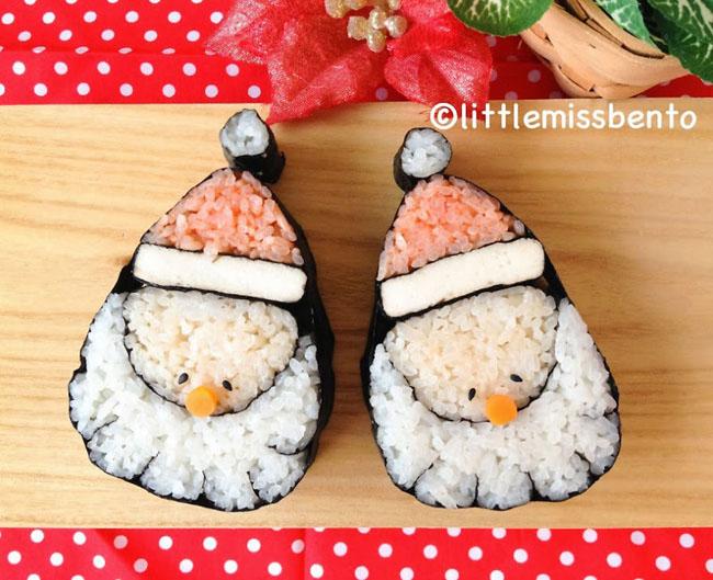 Santa Sushi