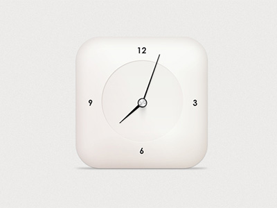 Free Clock And Watch PSD Templates