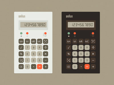 Regular Objects PSD Designs