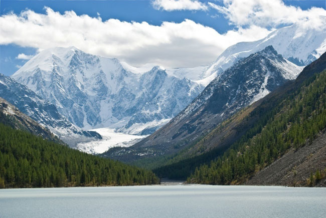 Majestic Altai Mountains, Russia