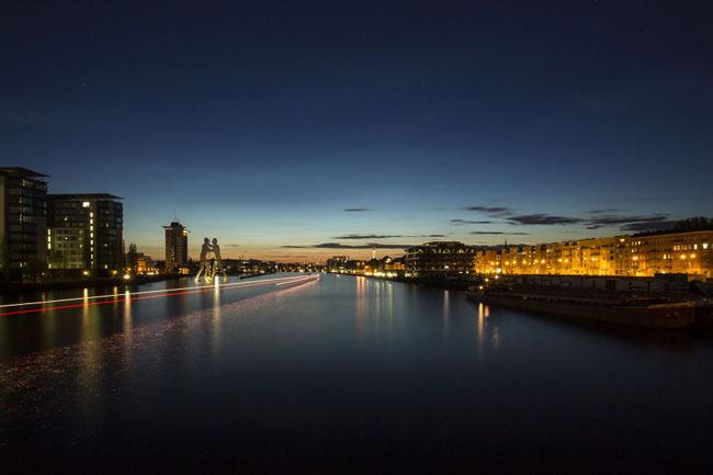 Berlin Spree River