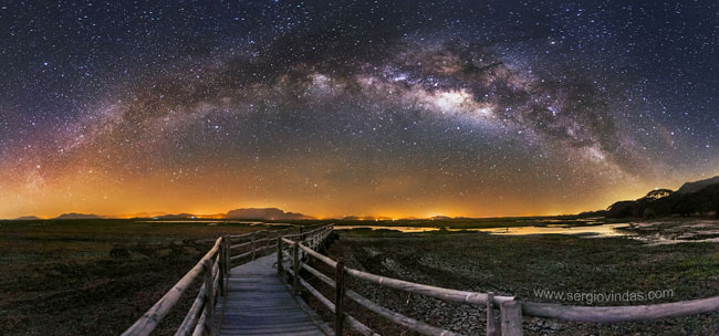 The Way To The Universe