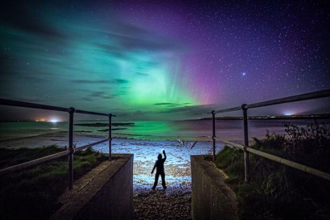 Aurora Hunting On The Isle Of Lewis
