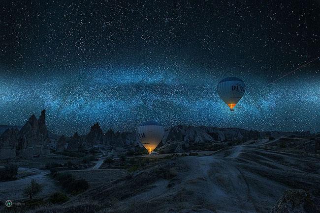Dreamy Earth (turkey)