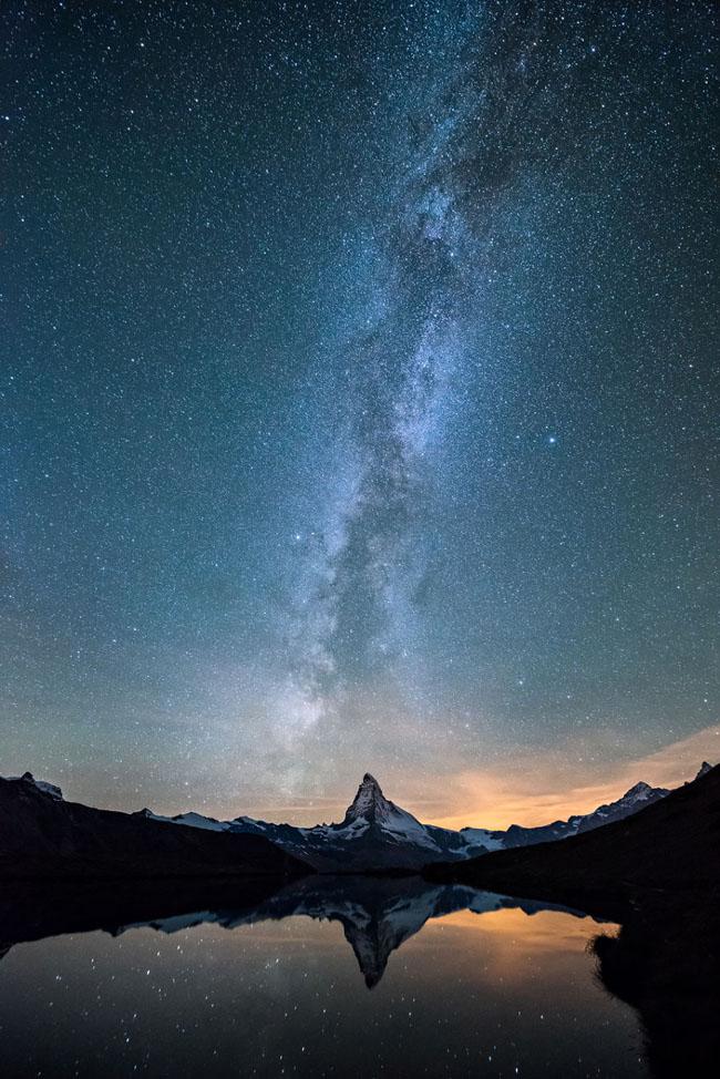 Matterhorn Swiss Alps
