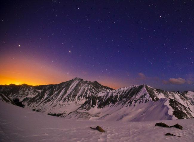 Night Sky in Colorado