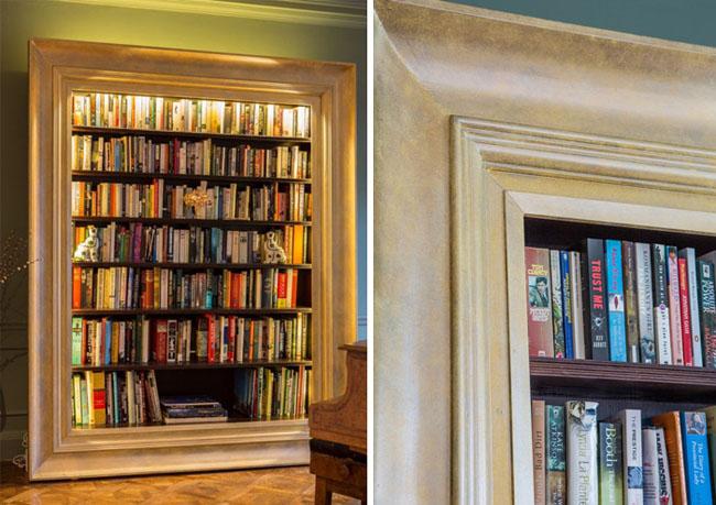 Framed Bookshelf