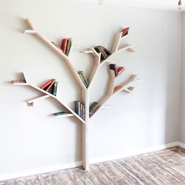 Hazel Tree Shelf