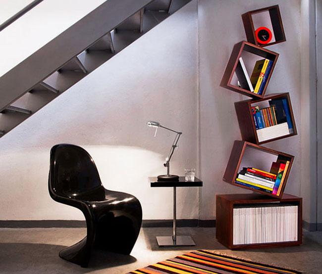 Malagana: Equilibrium Bookcase