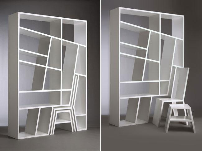 Shelf Life Bookcase