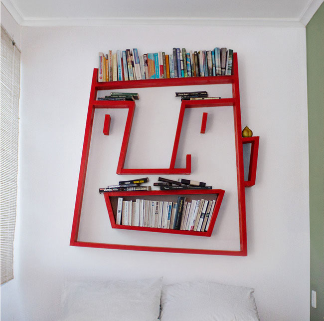 The Face Shelving