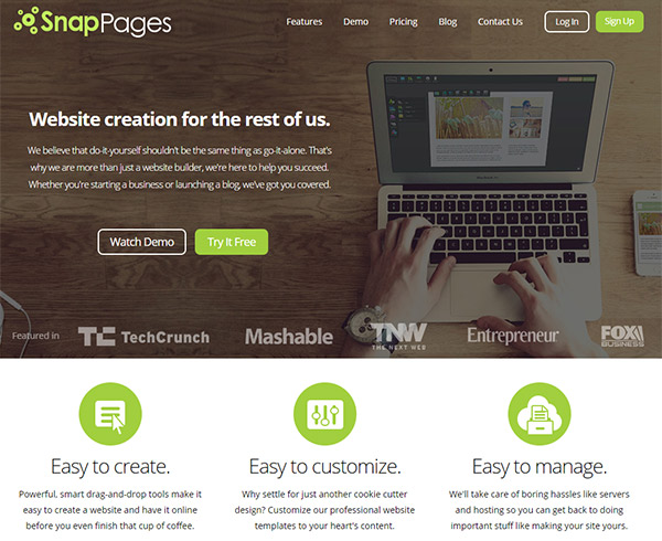 Snappages.com