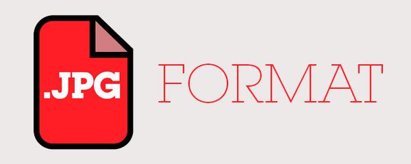 .JPG format