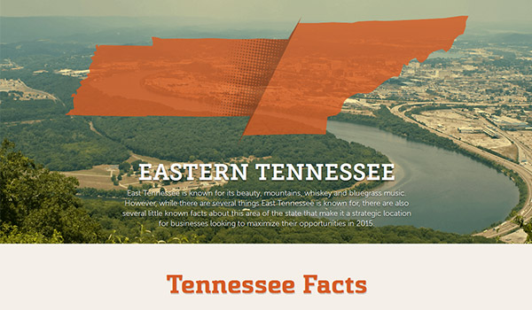 Eastern Tennessee from Derby Supply Chain Solutions