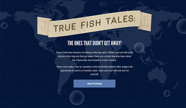 True Fish Tales by United Marine