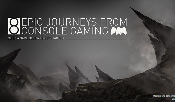 Epic Journeys from Console Gaming by Butler's Bingo