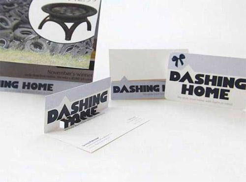 Dashing Home