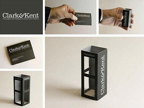 Clark & Kent Phonebooth