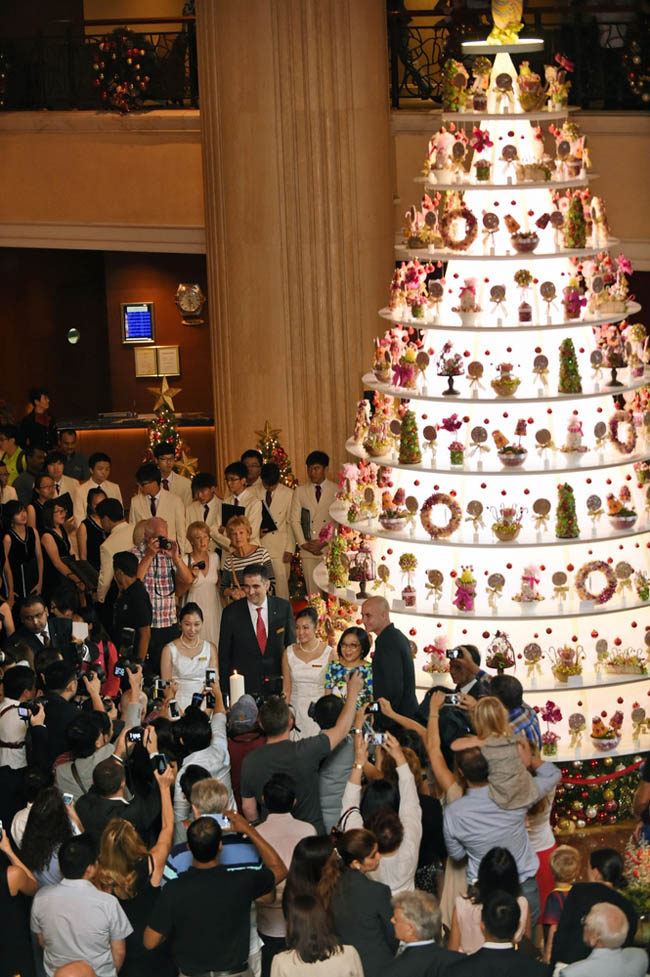 Candy Christmas Tree in Singapore