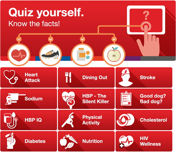 Healthy Heart Quizzes