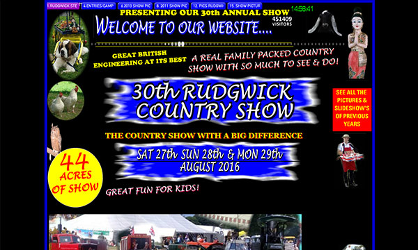 Rudgwick Steamshow