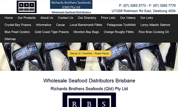 Richards Brothers Seafoods