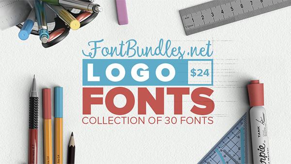 Logo Fonts Bundle