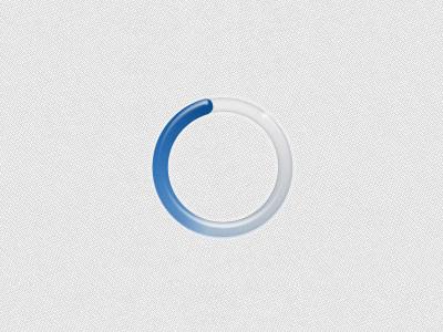 Free GIF Preloaders PSD Designs