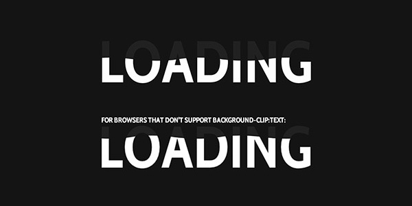 Free Pure HTML5 And CSS3 Loaders and Preloaders