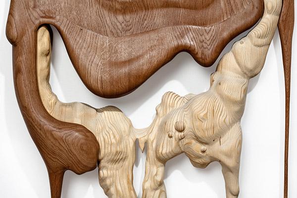 Melting Wood by Bonsoir Paris