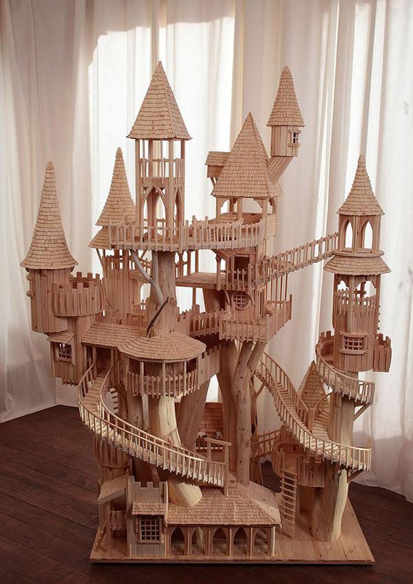 Bough Houses by Rob Heard