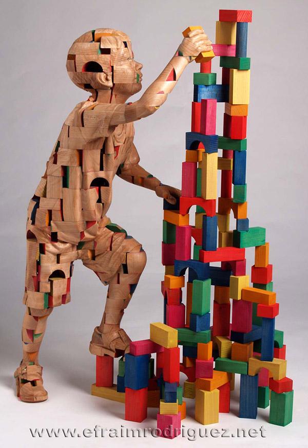 Building Blocks by Efraim Rodriguez Cobos