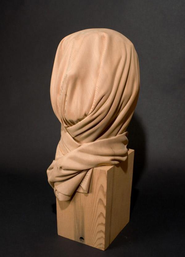 Wooden Shroud by Dan Webb