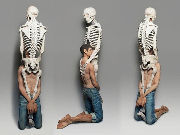 Surreal Wood Sculptures by Japanese Sculptor Yoshitoshi Kanemaki