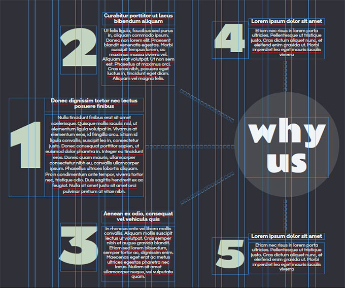 Creating 'Why Us' Section