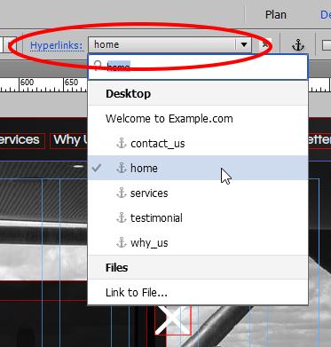 Creating Hyperlinks
