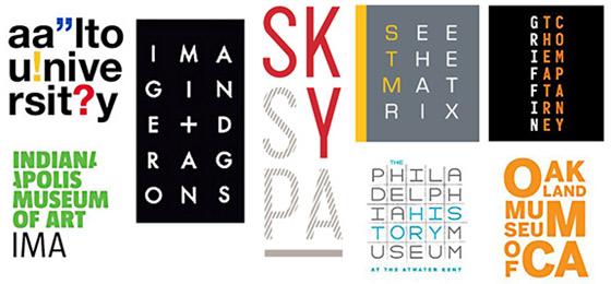 Letterstacking Logo Design Trends