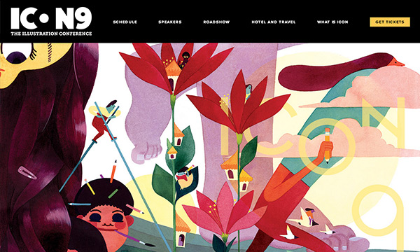 ICON – The Illustration Conference