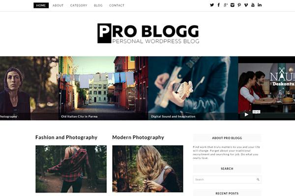 Pro Blogg