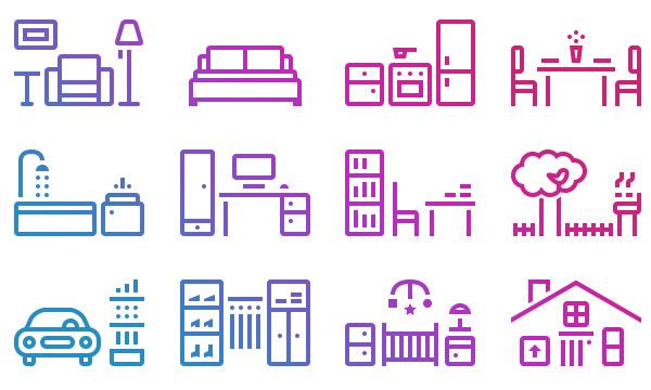 Free High-Quality PSD Icon Sets