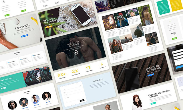 Add Any type of Content anywhere in your site