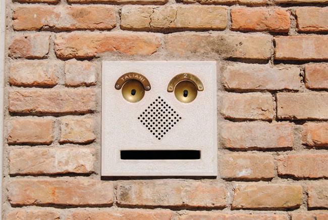 Door Bell In Venice