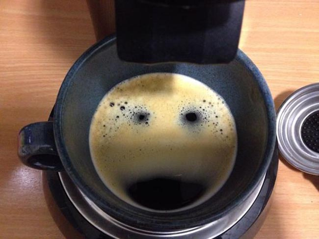 A Polar Bear In My Coffee
