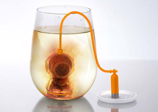 Cool kitchen gadgets - Deep Tea Diver Infuser